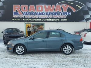 2012 Ford Fusion I-4 SE PST PAID