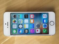 iPhone 5S 02 / Giffgaff/ Tesco Gold 16GB Excellent condition