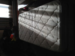 Twin box spring & mattress