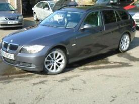 2008 08 BMW 3 SERIES 2.0 320D EDITION SE TOURING 5D 174 BHP DIESEL