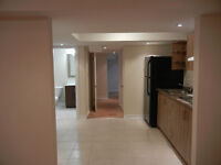 Furnished Basement apartment for rent