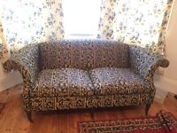Victorian Style Chesterfield Roll Top Sofa