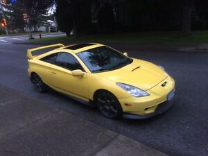 (2002) Toyota Celica GT coupe sport