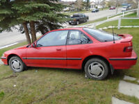 car for sale or parts