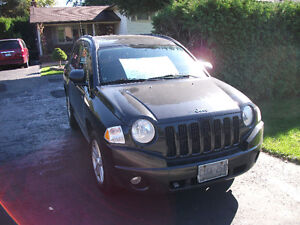 2009 Jeep Compass North Edition SUV, Crossover 4x4