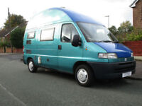 Nu Venture Mirage 2 Berth Bi-Fuel Campervan for sale