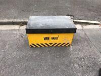 Van vault site box storage box site safe