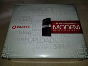 HOME NETWORKING MODEM -ROGERS