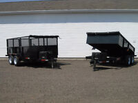 Renovating ???  Need to Rent Dump Trailers ???