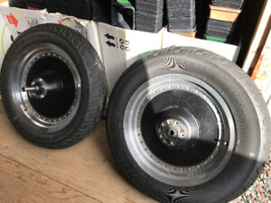 Fatboy wheels and tires
