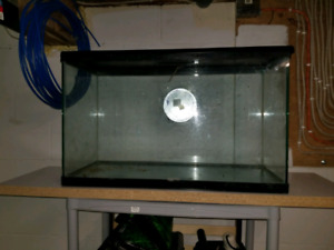 REPTILE TANK WITH LID