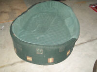Dog Bed Green