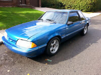1991 Ford Mustang LX Coupe (2 door)