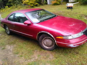 1994 Lincoln Mark VIII Low kms