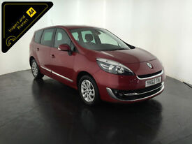 2012 62 RENAULT GRAND SCENIC DYNAMIQUE T-T DCI 7 SEATS SERVICE HISTORY FINANCE