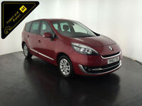 2012 62 RENAULT GRAND SCENIC DYNAMIQUE T-T DCI 7 SEATER MPV FULL HISTORY FINANCE
