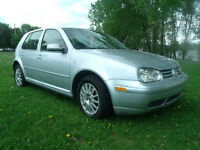 2004 Volkswagen Golf GL Berline