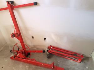 Drywall hoist