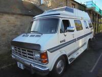 Dodge B350 Ram Maxivan AB3L13 Campervan Motorhome for sale