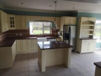 Solid wood kitchen for sale