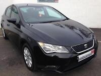 2013 13 SEAT LEON 1.2 TSI SE 5D 105 BHP PX/FINANCE/WARRANTY