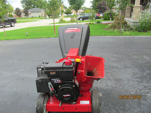 Yard Machines Chipper/Shredder in great condition London Ontario image 1