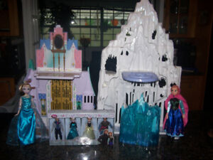 Frozen Castle 2 in 1, Ice Palace play-set & much much more....