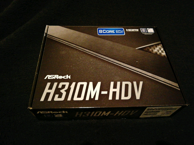 H310m hdv LGA 1151 motherboard Intel coffee lake 8th/9th gen latest | in  Stoke-on-Trent, Staffordshire | Gumtree