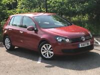 Volkswagen Golf 1.6 TDI Match 5dr DIESEL MANUAL 2011/11