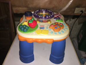 Fisher Price Activity Table (Toddler)