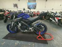 2016 Yamaha MT125