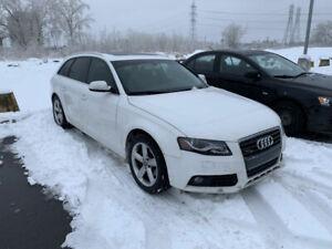 2011 Audi A4 wagon
