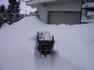 Experienced Service for all Honda Snowblowers Moose Jaw Regina Area image 9