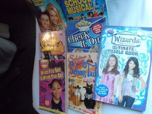 Seven Books - Disney Channel Shows