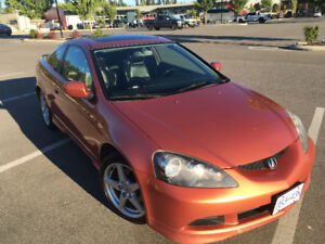 2005 Acura RSX Type S Coupe (2 door)