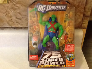 DC UNIVERSE 75 YEARS OF SUPER POWERS MARTIAN MANHUNTER VARIANT
