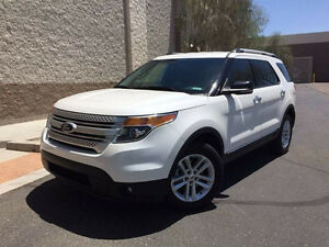 2013 Ford Explorer Limited SUV, NAV
