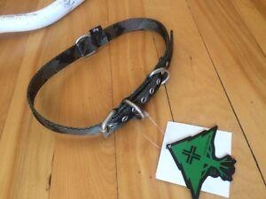 Dog collar / colier pour chien LRG