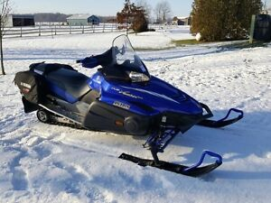 2006 yamaha vector with extras low kms !!