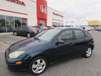 Ford Focus 5dr Hatchback ZX5 2004