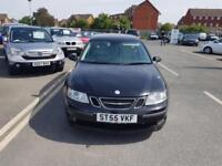 2006 55 SAAB 9-3 1.9TiD (150bhp)SPORTWAGON AUTOMATIC VECTOR SPORT,HIGH MPG.