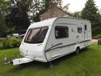 Swift Lifestyle 530 se 4 berth touring caravan