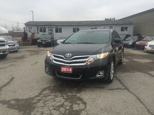 2014 Toyota Venza SUV, LOW KLM AUTO CERTIFIED & E-TEST