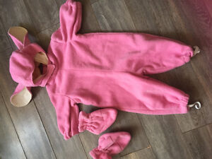 Costume dhalloween pour petite fille
