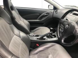 2005 55 reg Toyota Celica 1.8 VVTL-i T Sport Blue + Leather