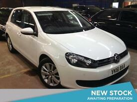 2011 VOLKSWAGEN GOLF 1.6 TDi 105 BlueMotion Tech Match 5dr