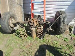1965 GALIXIE 500 XL  REAR END,AND AXLE Peterborough Peterborough Area image 1