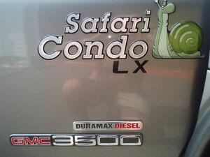 Safari Condo LX  DIESEL (DURAMAX)