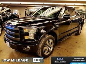 2016 Ford F-150 Lariat   - Sunroof - $333.98 B/W - Low Mileage