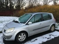 Renault Scenic Dynamique Automatic Low Mileage
